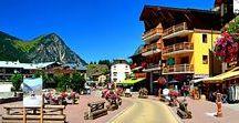 Savoie - Pralognan-la-Vanoise / Pralognan-la-Vanoise est un village savoyard au confluent des vallées glaciaires de la Glière et de Chavière. Station des Alpes dominée par les glaciers de la Vanoise. Altitude 1400 mètres.  Galerie complète : http://photos.ankryan.net/album/50-france-pralognan-la-vanoise