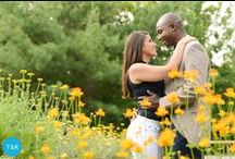 Engagement Photos / Engagement photo ideas in southeast Michigan