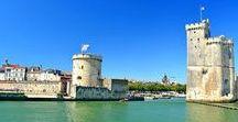 La Rochelle, la rebelle / La cité portuaire de La Rochelle est dotée d'un riche patrimoine historique et urbain, ouvert sur l'Atlantique (Charente-Maritime)