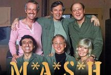 TV - M*A*S*H (1972-1983) / by J BP