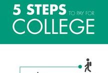 Paying for College / Here are some useful tools  that can help students and families make sense of how to pay for college.