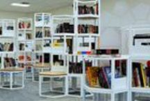 Inspiring Learning Spaces / Environments that inspire learning and ideas for classroom Feng Shui and organization.