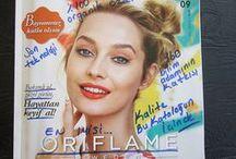 Oriflame 2015 Eylül Kataloğu / Eylül ayının kampanyaları, öne çıkan en yeni ürünleri hepsi bu katalogda