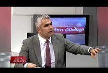 EĞİTİM GÜNLÜĞÜ / Kontv de yapımcılığını ve sunuculuğunu İbrahim ÇETİN'in yaptığı Eğitim Günlüğü programı...