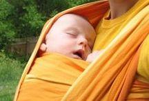 Babywearing - Fascia portabebè
