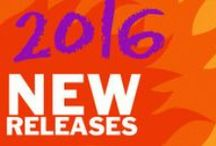 2016 Book Releases / Check out all our new releases here in one spot!