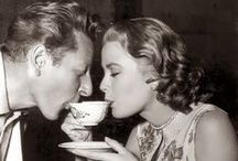 Throwback Iconic Tea Drinkers! / Iconic pictures of the stars sipping on a cup of tea!