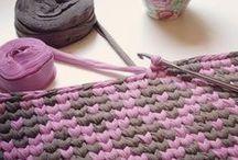 Tapestry Crochet / Mochila bags