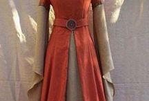 Celtic/ fantasy/ historic / Keltské věcičky - oblečení, šperky...