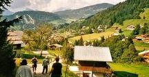 Haute-Savoie - La Clusaz / La Clusaz a su garder son caractère savoyard, grâce à son village et à ses nombreux chalets, entre tradition et modernité. Séjour d'août 1999 : http://photos.ankryan.net/album/7-france-la-clusaz
