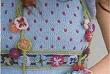 Pletení, předení, háčkování, tkaní a jiné šňůr tahání, motání a vlnění.