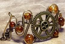 Steampunk / Oggetti che mi piacciono o che spero mi daranno qualche idea - Items that I like or that I hope will give me inspiration