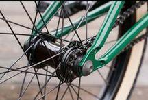 BMX Bikes & Parts / by Antão Almada