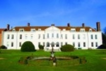 Wedding Venues / Some fantastic venues to get married, many of them in Essex including Gosfield Hall, but also many other wonderful locations.