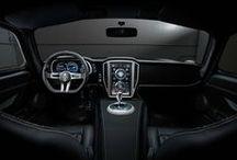 Car Cockpits / by Antão Almada