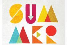 grafica / tipografía / posters / by Carolina Rios