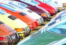 Car Pantone / Multicolored car line-ups. / by Antão Almada