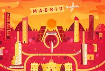 Madrid / http://www.123teachme.com/kids/spanish_flash_cards/category/children_yours_and_mine?src=sentences / by Angela