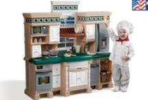 Children's Toy Kitchens / Children's Toy Kitchens / by BIGTOYexpress