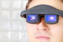 Head-Mounted Displays / Virtual Reality and Augmented Reality Head Mounted Displays / by Antão Almada