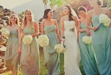 Bridesmaids / Fun dresses and ideas that will make perfect bridesmaids.