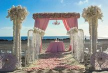 Beach Weddings / Beautiful ideas for destination weddings