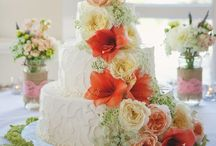 Cakes / Wedding cakes for the perfect day!