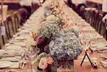 Rustic Wedding Ideas / the perfect rustic wedding