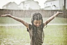 Piove arte / La natura incontra l'uomo