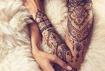 Tatuointeja * tattoo