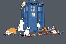 Doctor Who…DOOWEEDOOOOOO / No time! Get in the TARDIS!  / by ⓟⓘⓟ Valdez 🐉