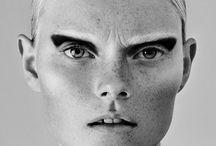 Fashion makeup ideas / Makeup inspiration
