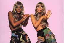 80s & 90s supermodels / by Marit Simons
