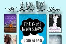 If you like The Fault in Our Stars... / by Middletown Township Public Library