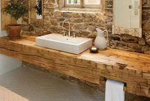 Kylpyhuone * bathrooms