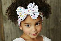 Miraculous Think Pink Bows Little Girls Bows Baby Headbands Flower Girl Short Hairstyles Gunalazisus