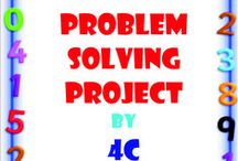 4C / These are our problem solvings,do your best to answer each problem.