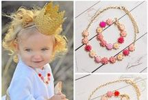 Girls Clothing DEALS + Sales by Think Pink Bow / Think Pink Bows | Little Girls Bows + Headbands | Cute Flower Girl Dresses | Kids' Clothing | Girls Clothing | Little Girl Dresses | We offer an affordable collection of cute hair bows and baby headbands for any hairstyle, vintage flower girl dresses, and the latest trends in girls clothing. Explore our SALE COLLECTION at http://thinkpinkbows.com/collections/sale