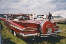 1998 car shows / classic cars