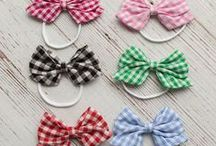 Newborn Bow Headbands / Newborn Bow Headbands for Babies up to age 3 | Baby Hair  Bows + Baby Hairbands | Children | Think Pink Bows offers a collection of cute hair bows and baby headbands suitable for any hairstyle and the latest trends in kids' fashion. Ideal for newborn pictures, family photos, holidays, birthdays, parties, weddings, etc. SHOP http://thinkpinkbows.com/collections/petite-headbands