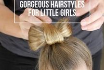 Hair Bows DIY HAIRSTYLES / DIY Hair Bows hairstyles for Little Girls | Bows Made Out of Hair | Bun Hairstyle | Little girls love hair bows. Knowing how to make hair bows for your daughter or little girls can save you a ton of time and money from hair salon visits! Discover how to get beautiful bow hairstyles with these easy DIY hair bow tutorials. Perfect as a Minnie Mouse look, weddings, birthdays, and more! Complete your hair bows with hair accessories for little girls at http://thinkpinkbows.com/collections/headbands
