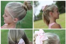 Back To School Hairstyles / Back To School Hairstyles for Kids + Little Girls | Sometimes the go-to pony tail for your little girl can get a little old. If your little girls' morning hair routine is stuck in a repetitive rut, we have the super-easy solution: Fresh and pretty styles from hair experts from Pinterest. Some hairstyles for little girls can be done in 2 seconds before the bus comes, others are perfect for occasions when you have a little more time.