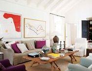 Sofás + Sillones + Fundas + ... / Nos gusta ver nuestros productos en revistas, webs, blogs y, por supuesto, en casas maravillosas. Blasco & Blasco