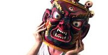Hand Made Masks / Incredible hand made masks from around the world.