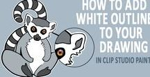 Clip Studio Paint Tutorials (Manga Studio) / How to video tutorials that helps you bring out more from your Clip Studio Paint (formerly called manga Studio).