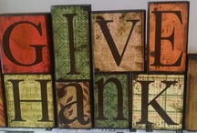 Thanksgiving / by Debra Childs