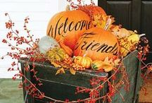 Autumn ~ My Favorite Time Of The Year / thanksgiving / by Teri Smith
