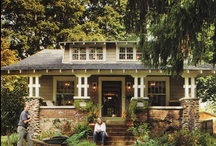 Exceptional Exteriors  / houses on the outside