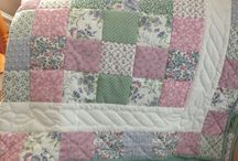 Quilts to Comfort You / My Mom is a very busy Quilter, so I always admire quilts! / by Dan Goodine