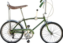 """Retro Bicycles and Toys / """"the only difference between men & boys is the price of their toys"""" / by Dan Goodine"""